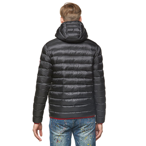 Midnight Padded Jacket - Black