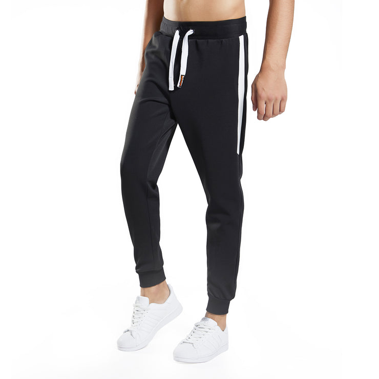 Extreme Pop men's black joggers