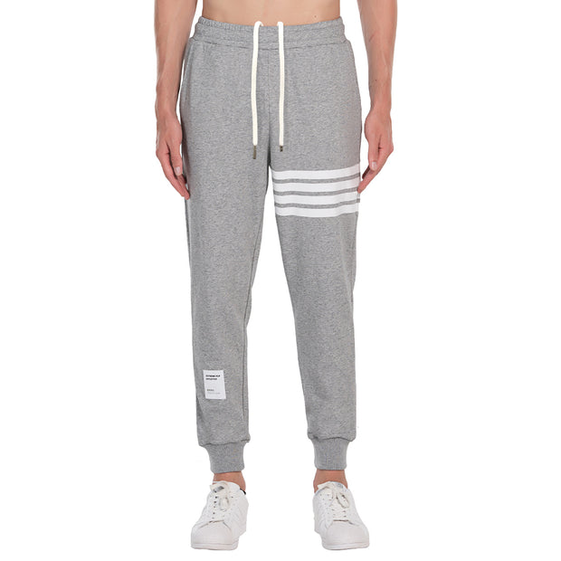 Men's Joggers Tracksuit Bottoms Gym Grey or Blue size S M L XL