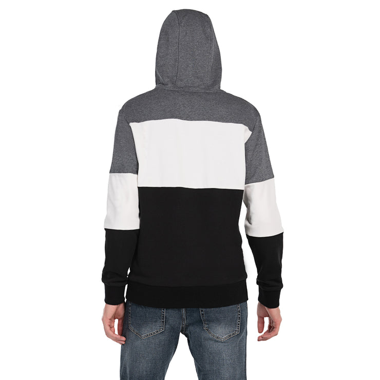 Extreme Pop Mens Hoodie Sweatshirts Jumper size S M L XL CHARCOAL LIGHT GREY RED