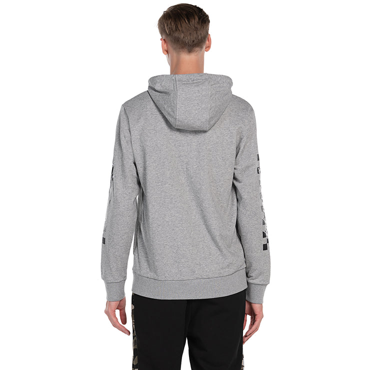 Extreme Pop Mens Sweatshirt Athletic Hoodie Jumper size S M L XL GREY OLIVE BLACK