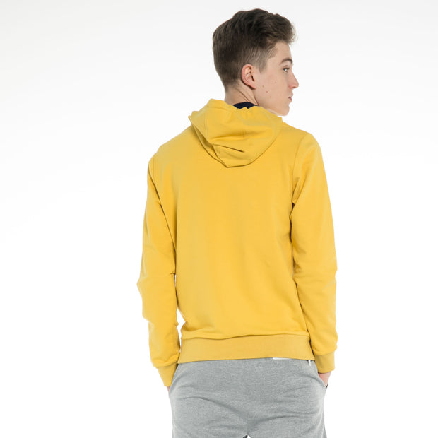 Mens Classic Jumper Contrast color Hoodie Sweatshirt RRP £35 UK Stock