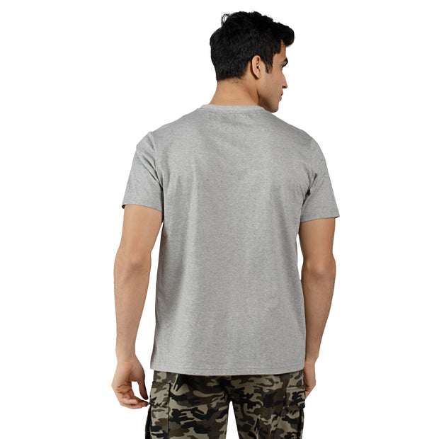 Men's Short Sleeve  Gradual Colour POP Digital Print T-Shirts