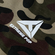 Men's Cotton Camo Reflective T-shirts