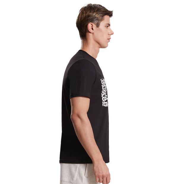 Extreme Pop Mens Printed Summer Sports T-Shirt Organic Cotton