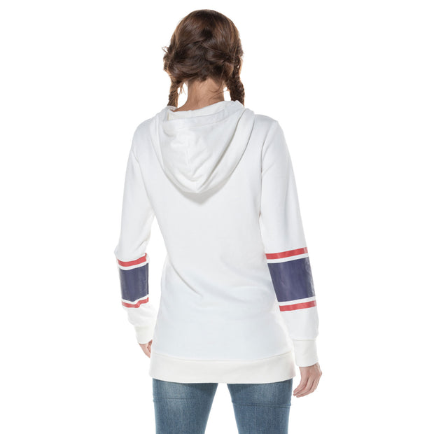 Sleek & Stylish Longline Sweatshirt
