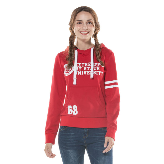 Sports Stripe Sweatshirt