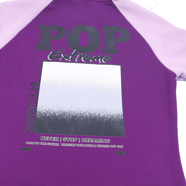 Women Colours Sweatshirt size S M L XL  Grey Purple White