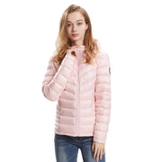 Women's down Puff Jacket pure Goose Down Frost - size S(10) M(12) L(14) XL(16)
