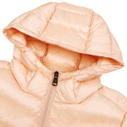 Women's down Jacket pure Goose Down Frost - Pink size S(10) M(12) L(14) XL(16)