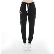 Women's Zip Tracksuit Joggers Black Grey Navy S M L XL