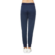 Women's Cotton Stretch Scuba fit slim Joggers Ladies girl track bottom