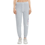 Women Gym Joggers Graphic Print Tracksuit Bottoms Running Pants