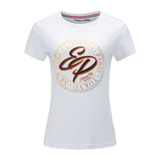 Women's T-shirt in Cotton Jersey Tops & Shirts Tee