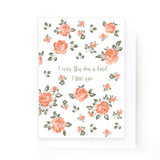 Printable Mother's Day Card | No. 06