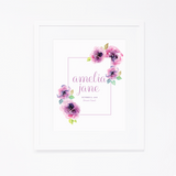 Personalized Art Print | 003