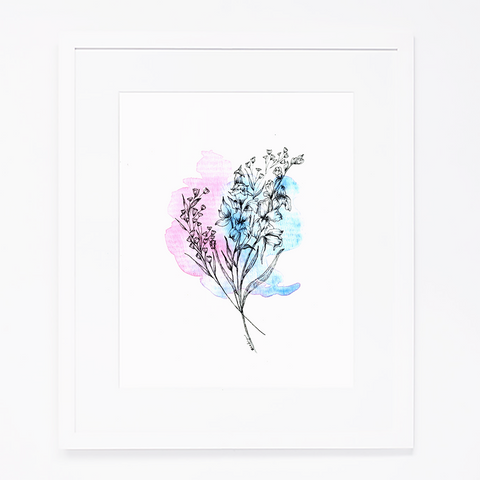 Art Print | Birthday Project Print 2019