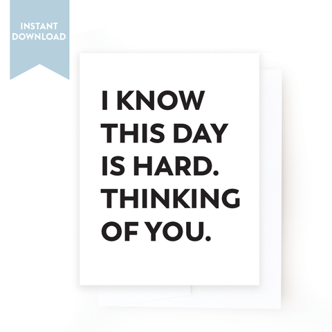 Printable Father's Day Card | No. 01