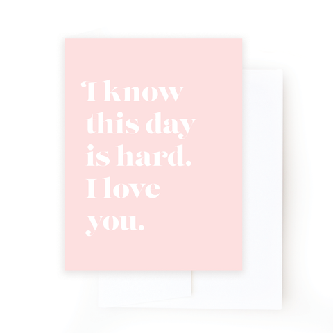 Printable Mother's Day Card | No. 01