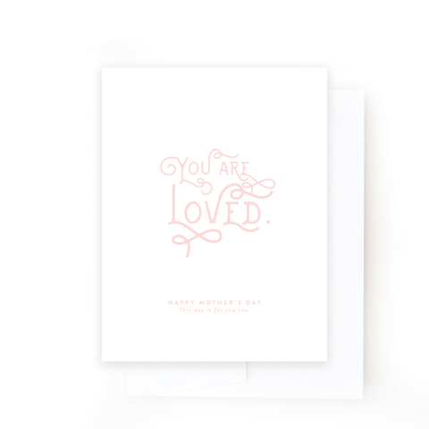 Printable Mother's Day Card | No. 03
