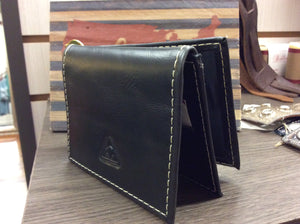 Men's Leather Money Clip