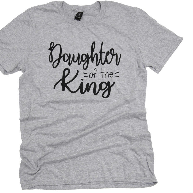 Daughter Of The King Short Sleeve