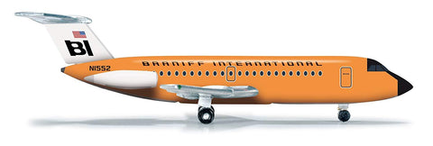 Herpa 523677 -  Braniff International BAC 1-11-200 in vendita da Gioca Joué