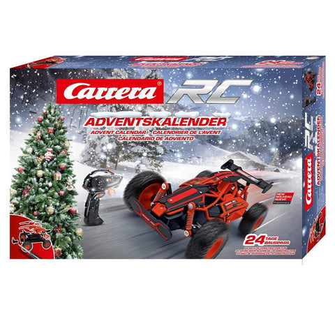 Carrera 370160135 - RC Advent Calendar with 2,4GHz RC Car in vendita da Gioca Joué