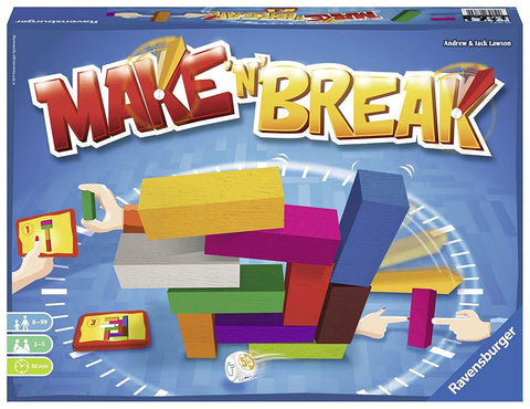 Ravensburger 26764 - Make'n'Break in vendita da Gioca Joué