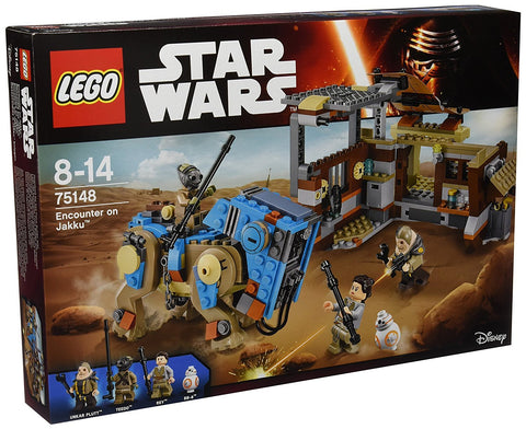 Lego 75148 - Star Wars: Encounter On Jakku in vendita da Gioca Joué
