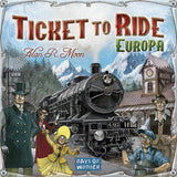 Asmodee - Ticket to Ride: Europa