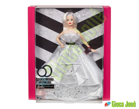 Mattel FXD88 - Barbie® 60th Anniversary Doll in vendita da Gioca Joué