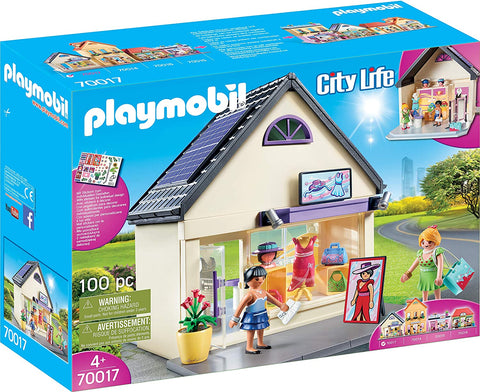 Playmobil 70017 - City Life - My Fashion Boutique