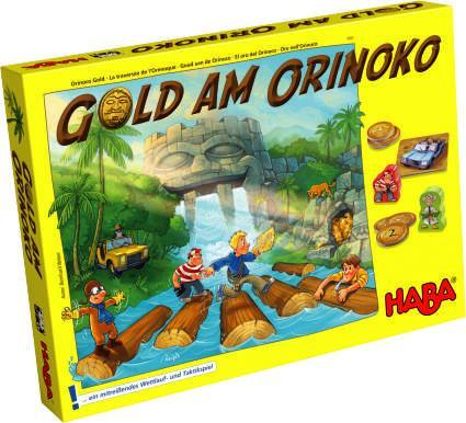 Haba 4933 - Gold am Orinoko