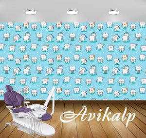 Avikalp Exclusive AWD0004 Dental emotes new different style HD Wallpaper