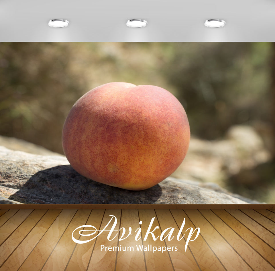 Avikalp Exclusive Premium fruit HD Wallpapers for Living room, Hall, Kids Room, Kitchen, TV Backgrou
