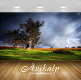 Avikalp Exclusive Awi1376 Nature Scenery Full HD Wallpapers for Living room, Hall, Kids Room, Kitche