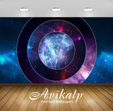 Avikalp Exclusive Awi1466 Cosmic Abstract Full HD Wallpapers for Living room, Hall, Kids Room, Kitch