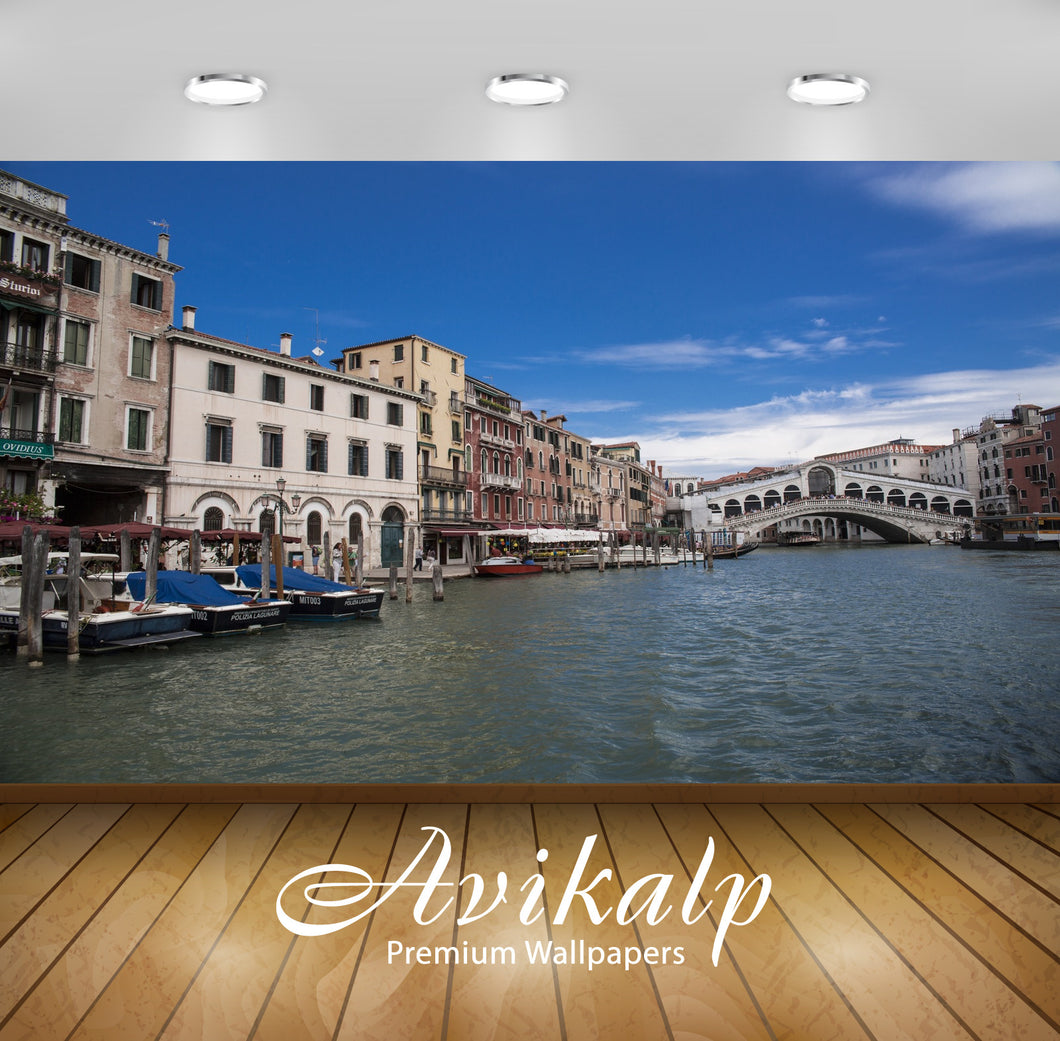 Avikalp Exclusive Premium italy HD Wallpapers for Living room, Hall, Kids Room, Kitchen, TV Backgrou