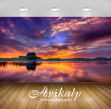 Avikalp Exclusive Awi1537 Beautiful Scenery Full HD Wallpapers for Living room, Hall, Kids Room, Kit