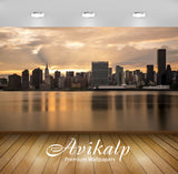 Avikalp Exclusive Awi1550 New York City Full HD Wallpapers for Living room, Hall, Kids Room, Kitchen