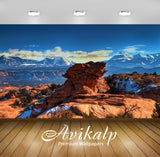 Avikalp Exclusive Awi1612 Moab Desert Full HD Wallpapers for Living room, Hall, Kids Room, Kitchen,