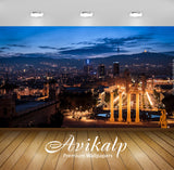 Avikalp Exclusive Awi1621 Barcelona City View Full HD Wallpapers for Living room, Hall, Kids Room, K