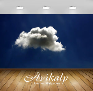 Avikalp Exclusive Awi1811 Beautiful Cloud Abstract Full HD Wallpapers for Living room, Hall, Kids Ro