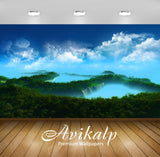Avikalp Exclusive Awi1875 Nature Full HD Wallpapers for Living room, Hall, Kids Room, Kitchen, TV Ba