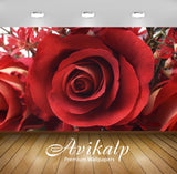 Avikalp Exclusive Awi1917 Beautiful Rose Flower Full HD Wallpapers for Living room, Hall, Kids Room,