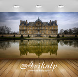 Avikalp Exclusive Awi1947 French Architecture Full HD Wallpapers for Living room, Hall, Kids Room, K