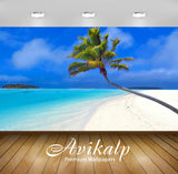 Avikalp Exclusive Awi1972 Wonder Beach Full HD Wallpapers for Living room, Hall, Kids Room, Kitchen,