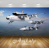 Avikalp Exclusive Awi2022 Aircrafts Ii Military  Full HD Wallpapers for Living room, Hall, Kids Room