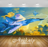 Avikalp Exclusive Awi2024 Airplane Fighter Flight Aviation  Full HD Wallpapers for Living room, Hall